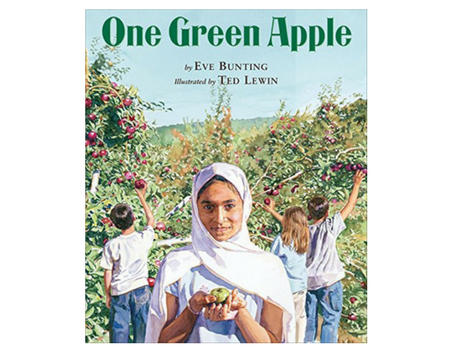 one green apple There are lots of good children's books out there, but i am so excited to share a book i think is great one green apple by eve bunting is one of my favorites.