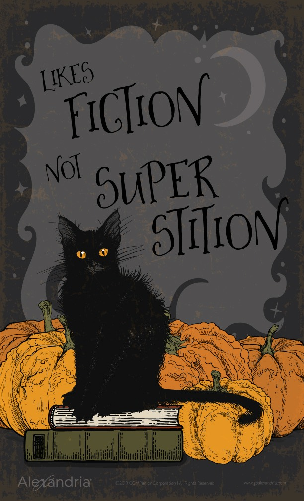Free Halloween Library Posters