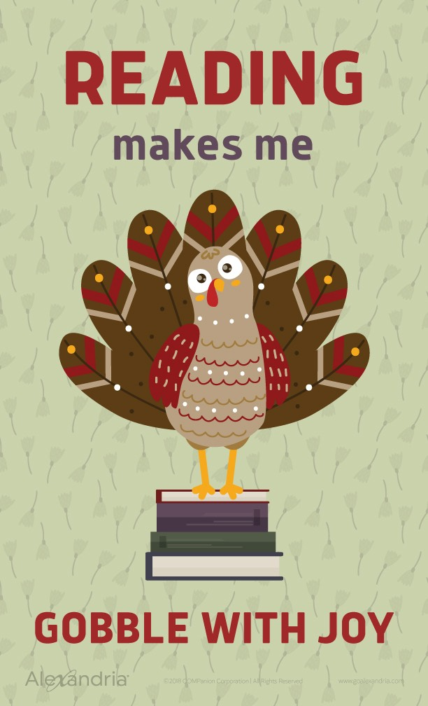 thanksgiving library posters