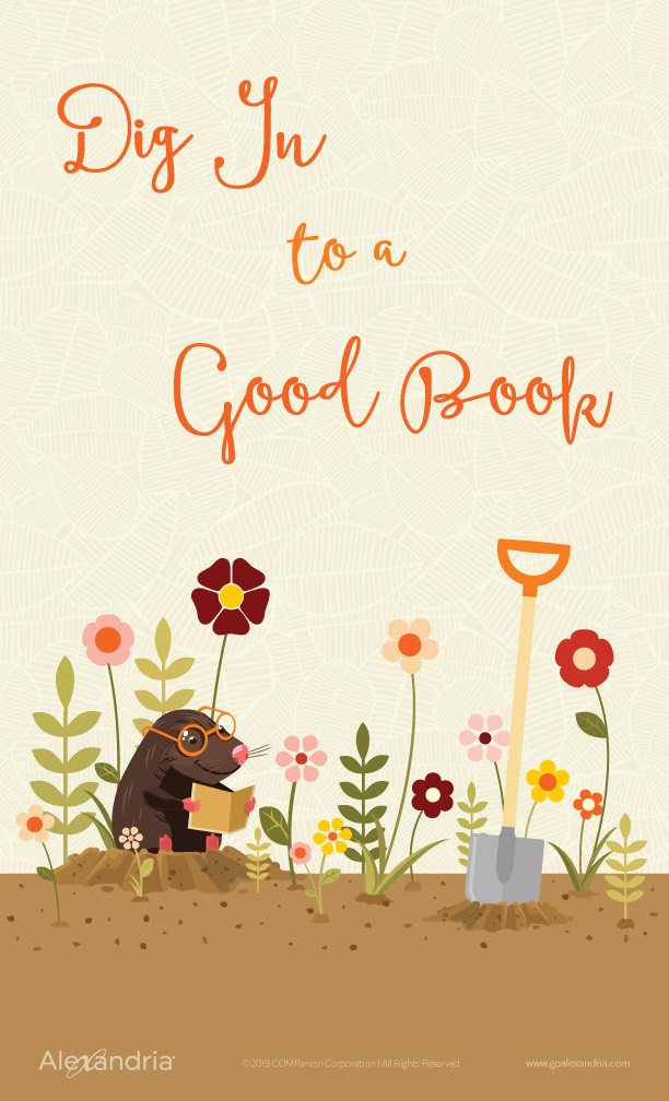 Springtime Reading Posters