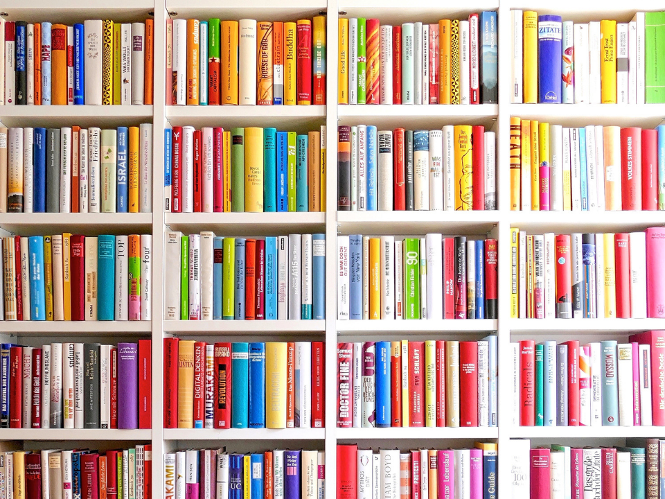 LGBTQ+ Books for Your Library