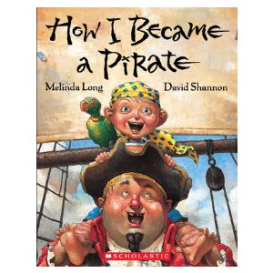pirate books